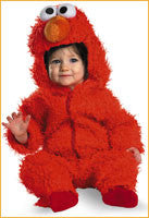 Baby Elmo Halloween Costumes