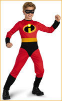 Incredibles Costumes Kids Dash Costume
