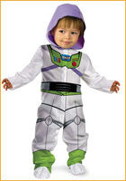 Baby's Buzz Lightyear Halloween Costumes