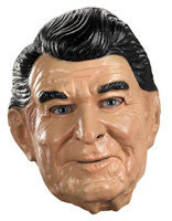 Ronald Reagan Mask Deluxe Reagan Costume Mask