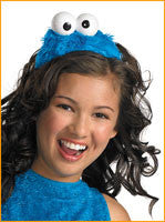 Cookie Monster Halloween Costume Headband