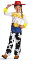 Girl's Toy Story Costumes Toy Story Jessie