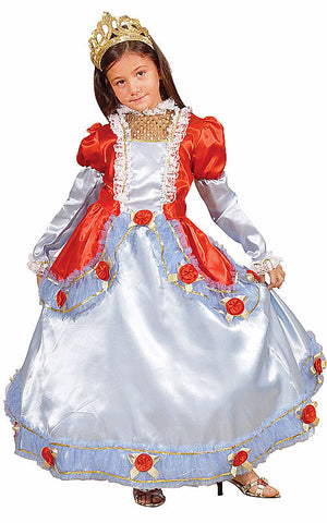 Girls Deluxe Venetian Princess Costume