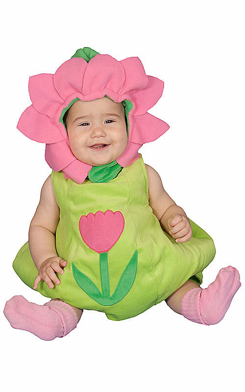 Infants Dazzling Flower Costume