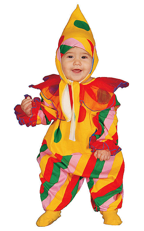 Infants/Toddlers Circus Clown Costume