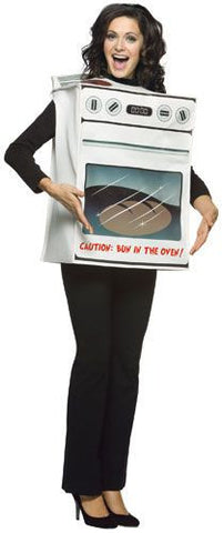 Womens Bun in the Oven Costume
