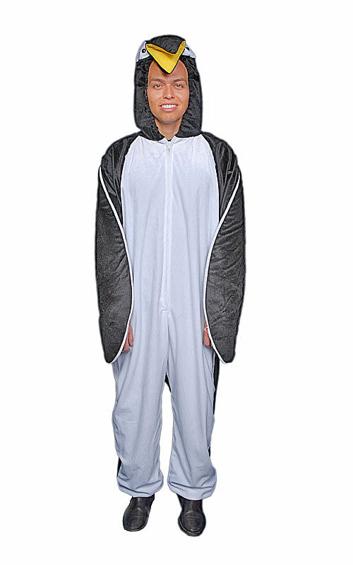 Adults Plush Penguin Costume
