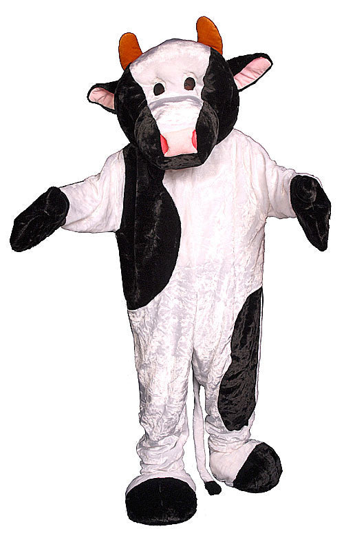 Adults Cow Mascot Costume