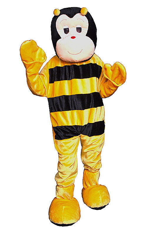 Adults Bumble Bee Mascot Costume