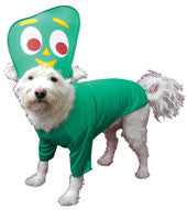 Pets Gumby Costume
