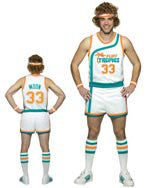 Mens Semi-Pro Uniform Costume