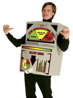 Mens Breathalyzer Costume