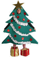 Adults Christmas Tree Costume