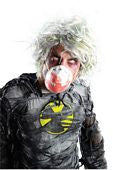 Nuclear Zombieman Wig