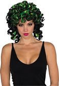 Neon Witchy Wig