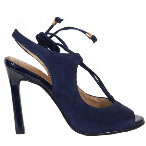 Sara High Heel Suede Shoe