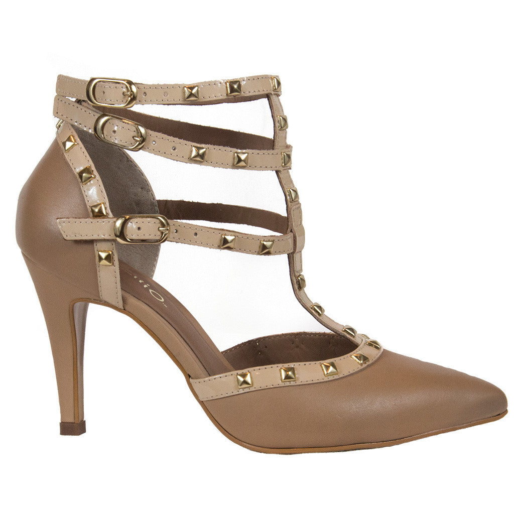 Maddie Studded High Heel