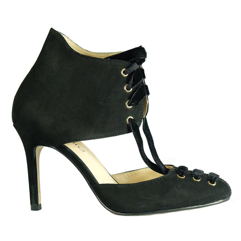 Cavallari lace up shoe