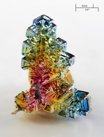 Bi • Bismuth metal chunks by weight