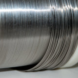 Ti-6Al-4V • Titanium Alloy Wire, Polished, Grade 5