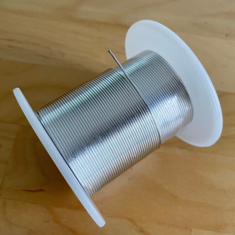 In • Pure Indium wire; 1mm diameter