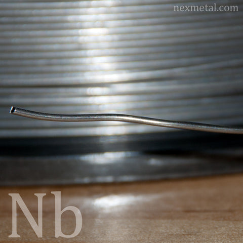 Nb • Pure Niobium Wire