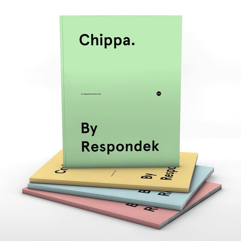 'By Respondek' - BOOK SET! 4 x 120 page coffee table books featuring images of Dion Agius, Taj Burrow, Craig Anderson, Chippa Wilson - $99 AUD (Approx $68 USD)