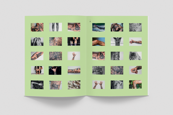 Chippa. By Respondek - 120 page book - featuring images of Chippa Wilson - $30 AUD - (APPROX $20 USD)