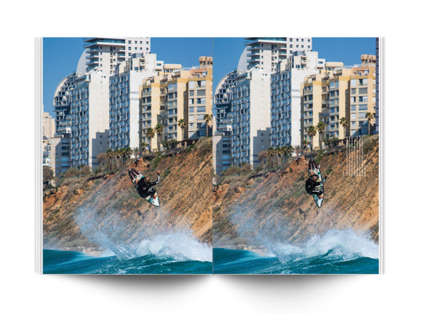 'Dion. By Respondek' - 120 page photo book featuring images of Dion Agius.