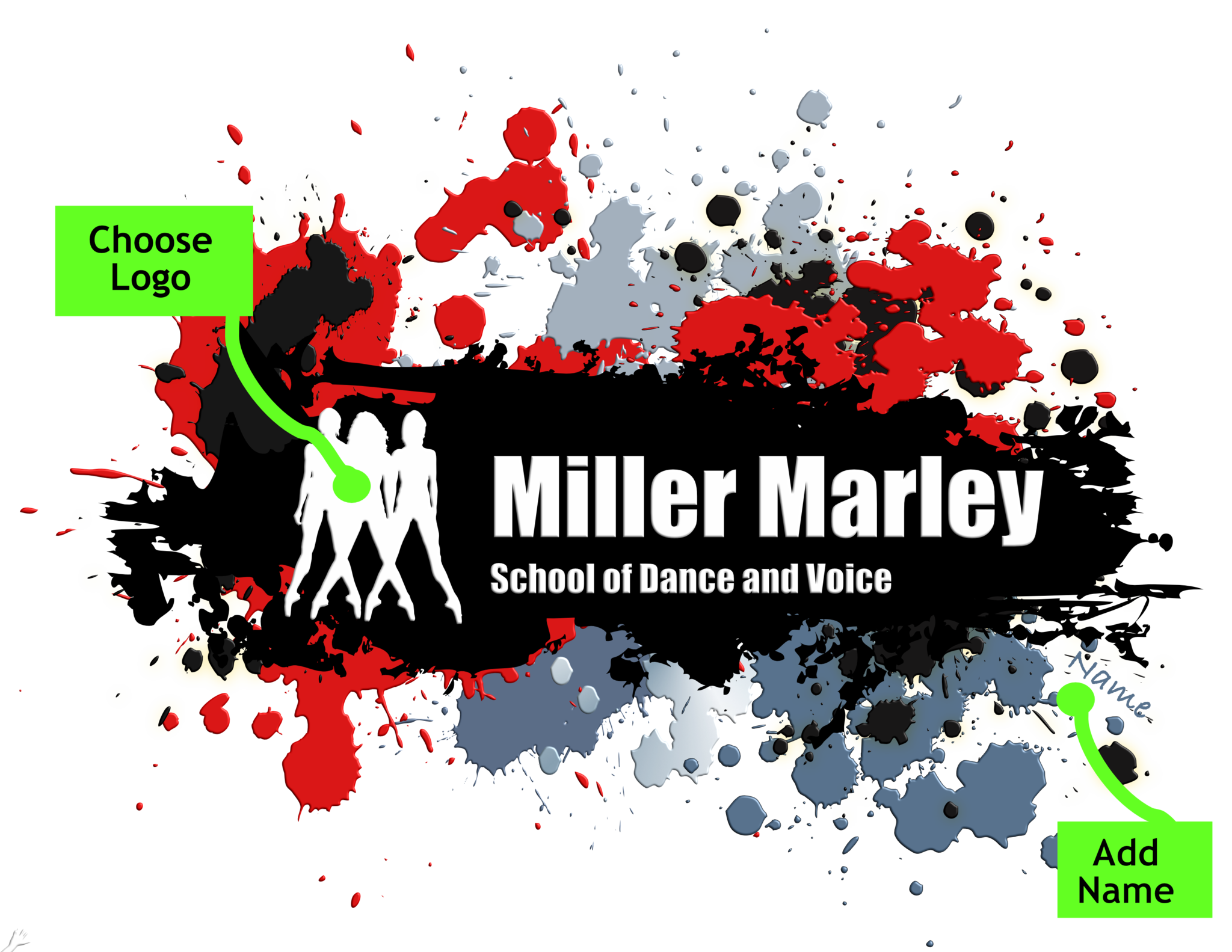 Miller Marley Custom Dance Shirts