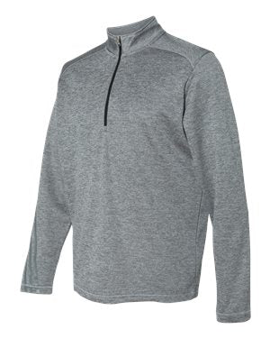 MMYB Team Jacket - Adidas Brushed Terry Heather Quarter-Zip