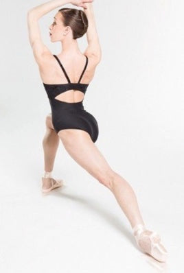 Passion black leotard
