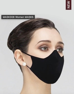 Black Masks (Available in other solid colors)