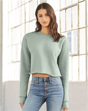 Bella Crop Crewneck Sweatshirt