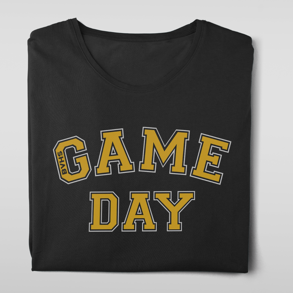 BVHS Black Out Game Day T-Shirt