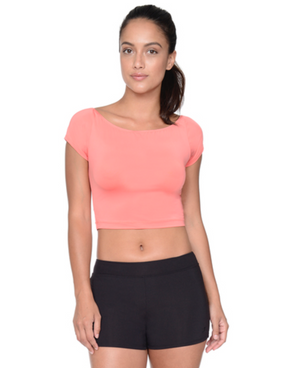 Danskin Lightweight Crop Top