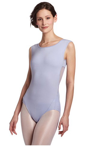 Danskin Women's Cap Sleeve Leotard Top