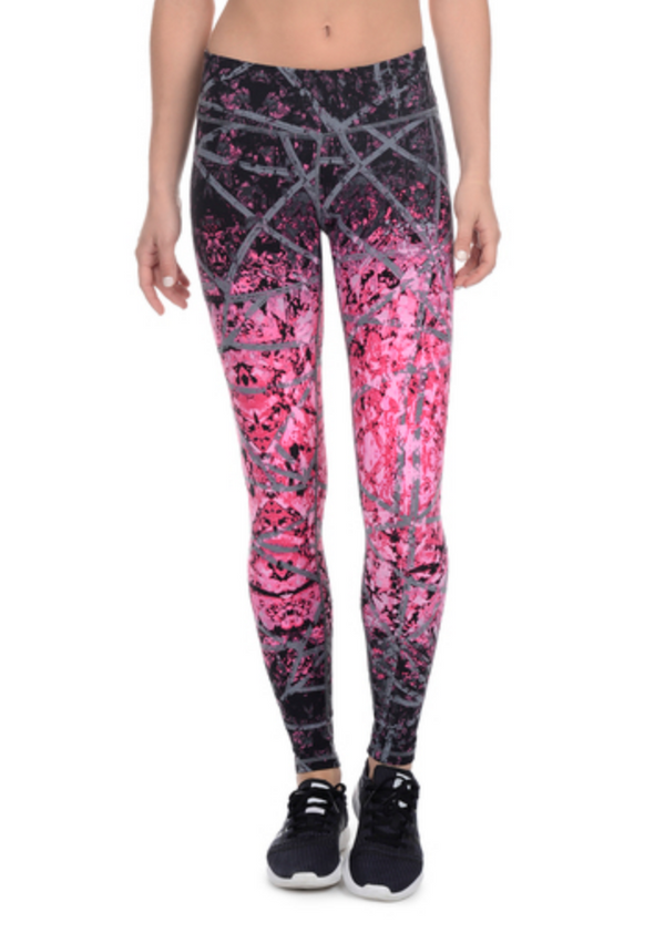 Supplex® Yoga Printed Ankle Legging
