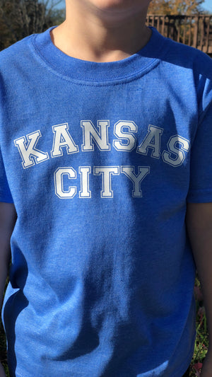 """Kansas City"" - Soft style Toddler Tee"
