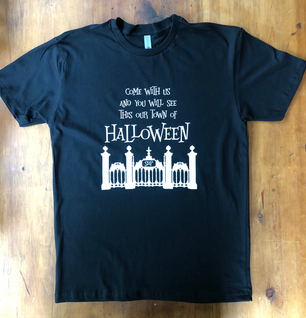 ShowBiz Performers Halloween T-Shirt