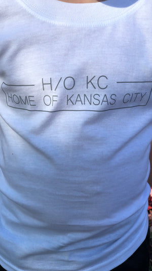 """H/O KC Boxed"" - Soft style Toddler Tee"