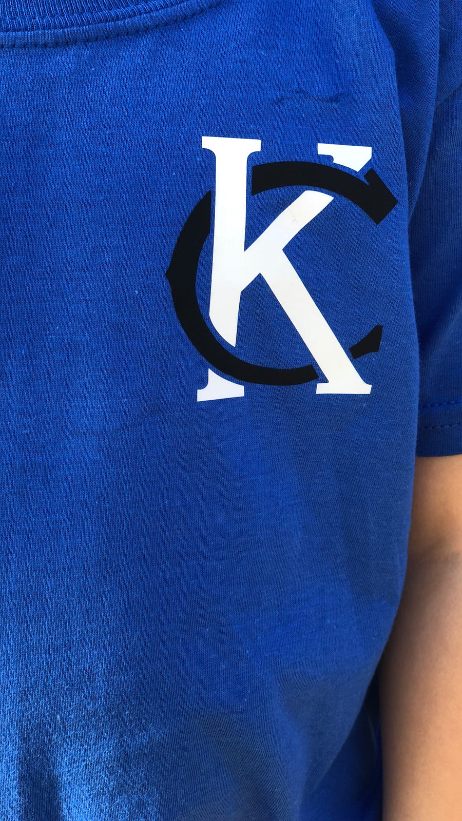 """KC Logo"" - Softstyle Toddler Tee"