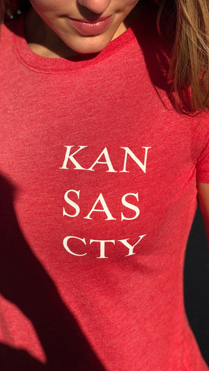 """ KSC"" - Next Level - Women's Triblend Crew"