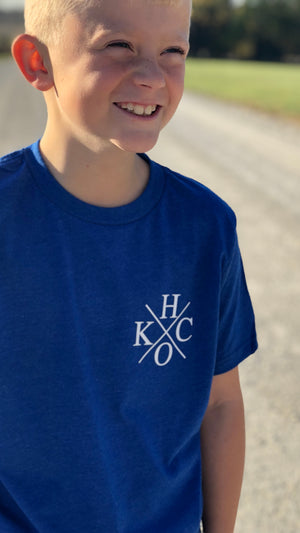 """H/O KC X"" - Next Level - Youth CVC Crew"