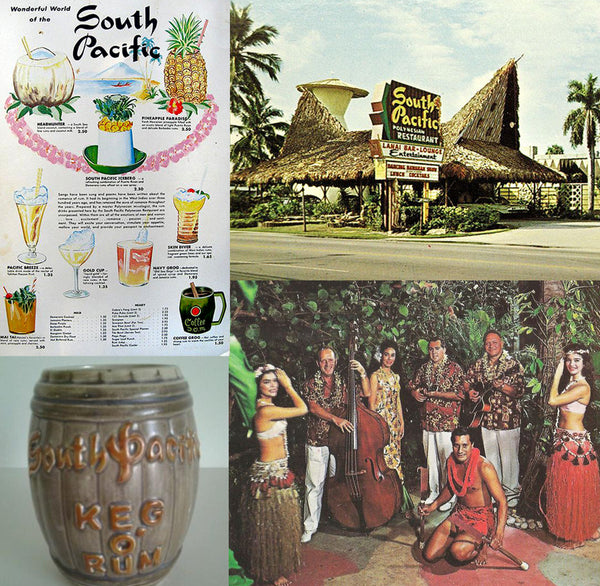 South Pacific - Lanai Bar & Lounge - Hallandale, Florida