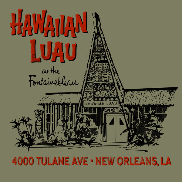 The Hawaiian Luau - New Orleans, LA