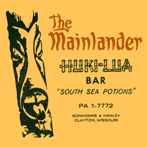 Huki-Lua Bar - The Mainlander - St. Louis, MO