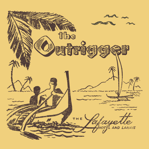The Outrigger - Long Beach, CA - June 2016