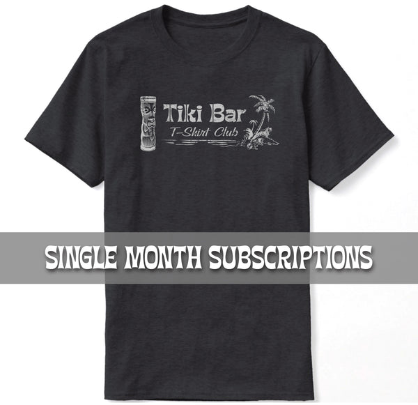 Single Month Subscription