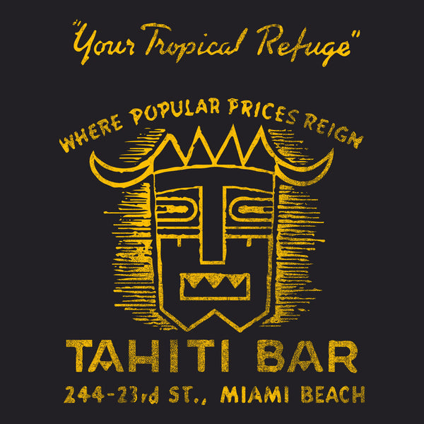 Tahiti Bar - Miami Beach, FL